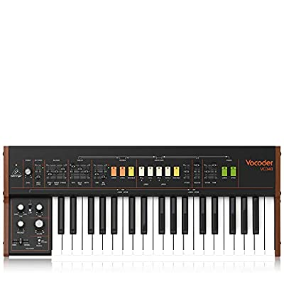 Behringer Synthesizer Software (VOCODER VC340) from MUSIC Group