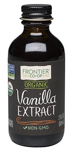 Frontier Organic Vanilla Extract, 2 Ounce