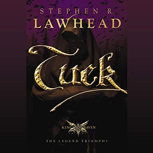 Tuck audiobook cover art