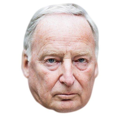 Celebrity Cutouts Alexander Gauland Maske aus Karton