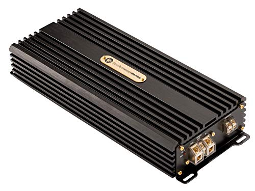 DLS CCi500-40 1-kanaals versterker 550W Class-D Monoblock 40th Anniversary Serie