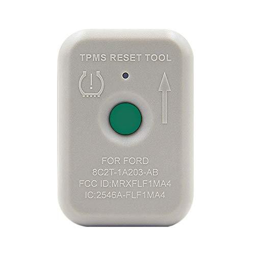 Viudecce 8C2Z-1A203-A para TPMS-19 Sensor de Monitoreo de PresióN de NeumáTicos Herramienta de Reinicio TPMS