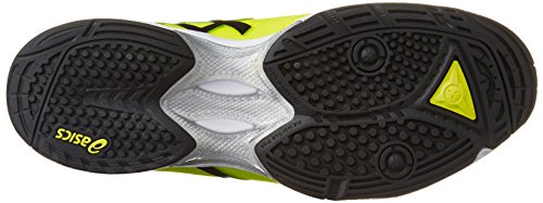 『[アシックス] テニスシューズ GEL-SOLUTION SPEED 3 OC (旧モデル) メンズ フラッシュイエロー/ブラック 26.5』の3枚目の画像