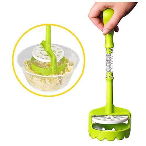Allwway Grüne Küche Kartoffelstampfer Gemüse, Obst, Kartoffeln Werkzeug Crusher Tomate Kartoffelstampfer Kartoffel Schlamm Druck Schlamm Werkzeugmaschinen