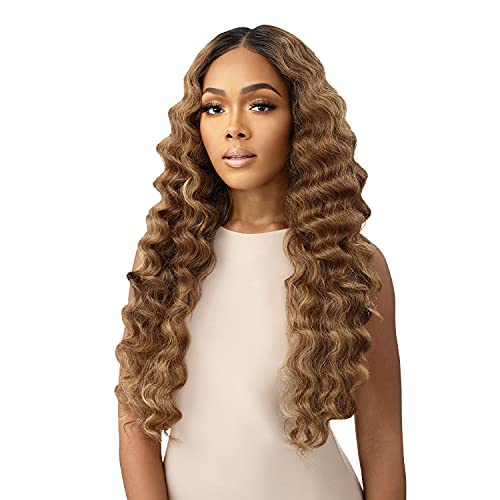 Outre Melted Hairline HD Lace Front Wig Briallen (1B)