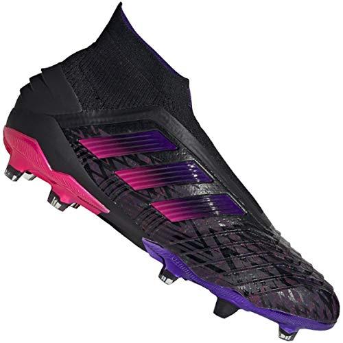 adidas Herren Sportschuhe Predator 19+ FG Pogba Schwarz EE7844 schwarz 814490