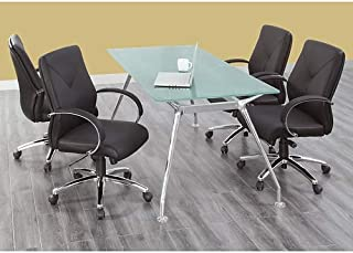 Best glass conference tables office Reviews