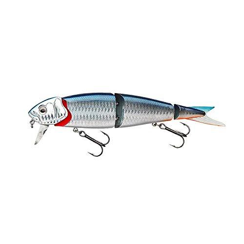 Blue pearl Original savagegear Cannibal shad caoutchouc poisson dans 6,8cm avec 3g Couleur