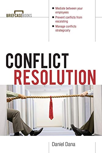 Compare Textbook Prices for Conflict Resolution 1 Edition ISBN 9780071364317 by Daniel Dana