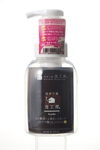 バイヤーズ 泡工房(あわこうぼう) レギュラークリア 350ml