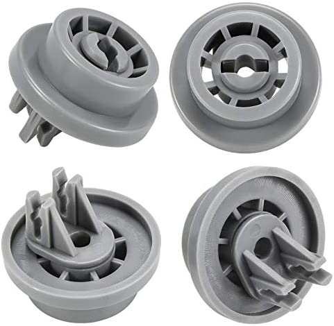 APPLIANCEMATES 4 Pack DD66 00023A Dishwasher Lower Dishrack Roller Wheel Replacement Suitable product image