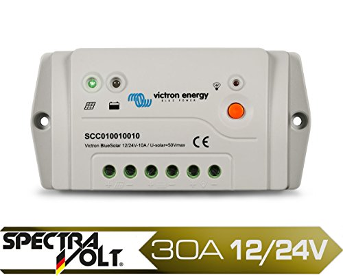 PWM Blues olar Victron Pro regulador de carga para módulos solares sola rpanele offGRID 30A energyxxl
