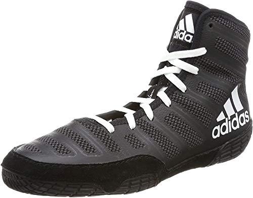 adidas Herren Adizero Varner Multisport Indoor Schuhe, Schwarz Black Ba8020, 40 EU