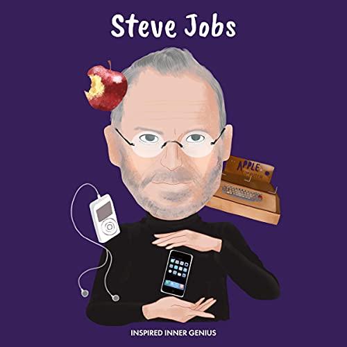 Steve Jobs Audiobook By Inspired Inner Genius cover art