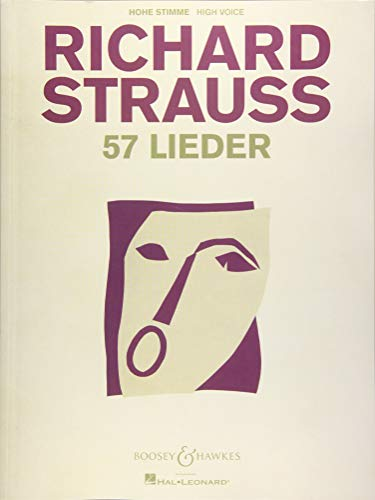 57 Lieder: For High Voice and Piano