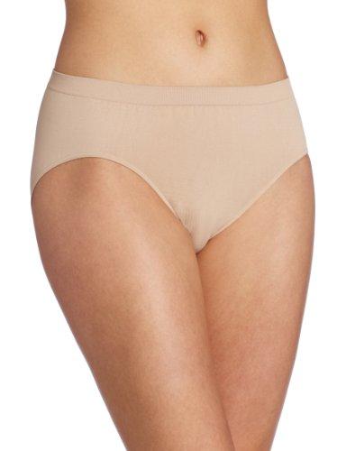 Bali Women's Comfort Revolution Hipster Panty, Nude