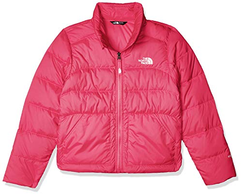 The North Face Girls' Andes Down Jacket, Mr. Pink, M