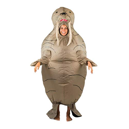 Bodysocks Fancy Dress Aufblasbares Walross Kostüm