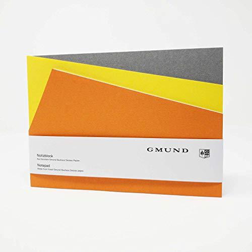 Gmund Bauhaus Dessau Notizblock   Dreiklang