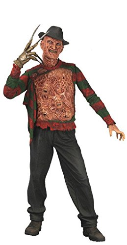 Nightmare On Elm Street 3 - Freddy Krueger Lebt - Actionfigur - Freddy Krüger - 18 cm