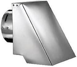 Dura-Vent 4PVP-HSC 4 PelletVent Pro Square Horizontal Termination Cap