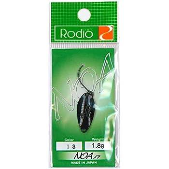 Rodiocraft(ロデオクラフト) NOA(ノア) 1.8g #13 ブラック
