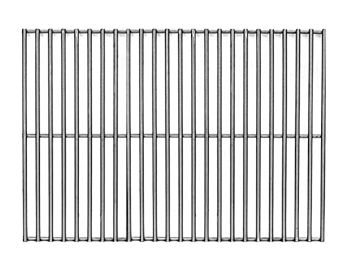 Votenli S5421A (1-Pack) Stainless Steel Cooking Grid Grates for Charbroil 463722313, Charbroil 463722314, Charbroil 463742111,463722315 Grill