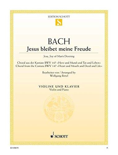 Jesus bleibet meine Freude: Choral aus der Kantate Nr. 147
