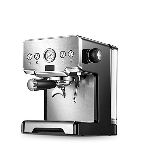 Great Features Of MCJL Pump Espresso Coffee Machine,15 Bars of Pressure, Home and Office Modern Kitc...
