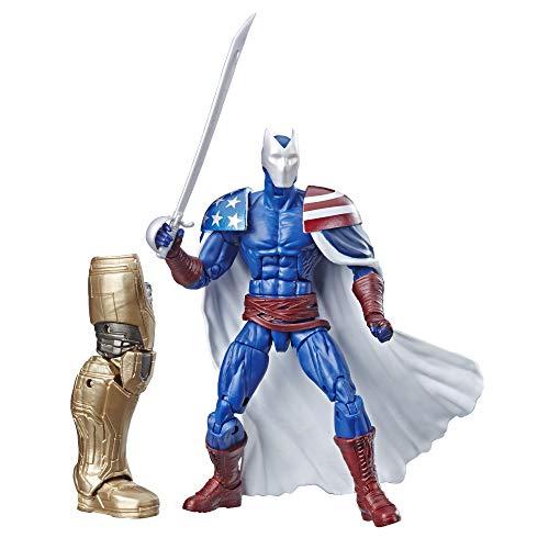 "Avengers Hasbro Marvel Legends Series 6"" Citizen V Marvel Comics Collectible Fan Figure"