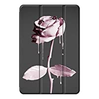 Fuleadture iPad Pro 12.9 2018/iPad Pro保護カバー,耐落下性 スリムなPUレザー 指紋防止 アンチダスト 三つ折 三つ折りブラケット シェル iPad Pro 12.9 2018/iPad Pro Case-ac737