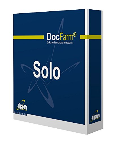 DocFarm ® Solo 50 Dokumentenmanagementsystem DMS-System