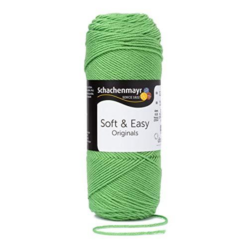 Schachenmayr Handstrickgarne Soft & Easy, 100g Apfel