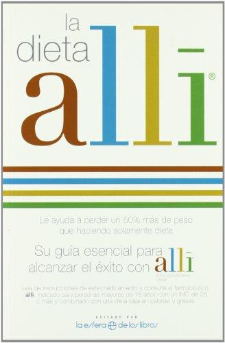 Dieta alli, la (Psicologia Y Salud (esfera))