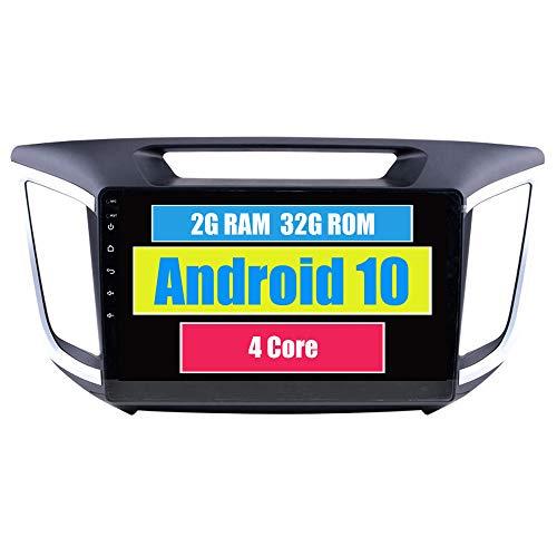 RoverOne Android 7.1 Système Voiture GPS de Navigation Pour Hyundai IX25 Creta 2014 2015 2016 avec Autoradio Stéréo Radio Bluetooth HDMI Miroir Lien Quad Core Système Multimédia