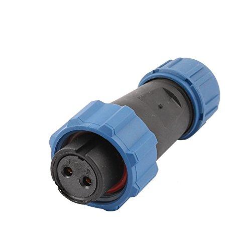 Aexit AC250V Lautsprecherteile & -komponenten 2Terminal SP1310/S Wasserdicht Aviation Stecke Staubdicht Anschlussstecker Adapter verbinden