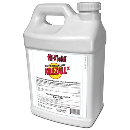 Hi-Yield Killzall II Weed & Grass Killer review