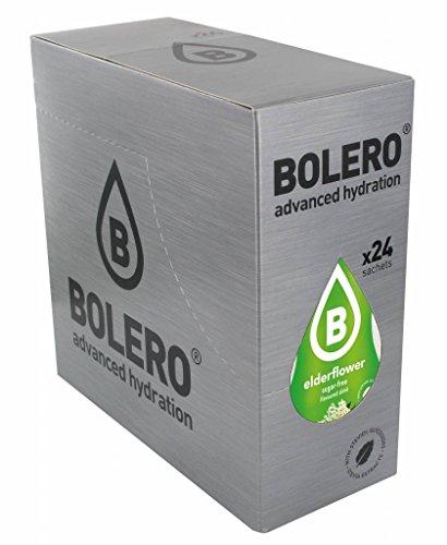 Bolero Classic Elderflower - Paquete de 24 x 9 gr - Total: 216 gr