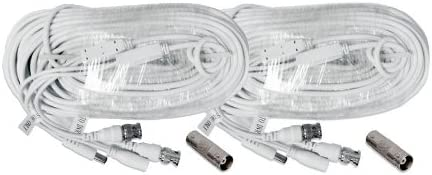 Ranking TOP7 Lot of 2 Generic 150 Foot for SDS- Samsung famous Security Camera Cable