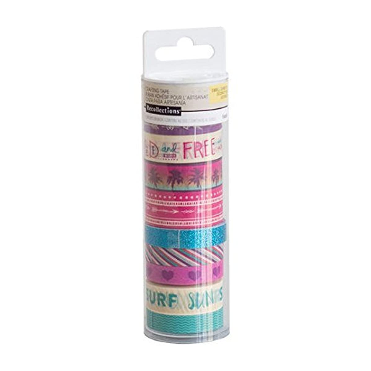 Summer Dream Crafting Washi Tape Tube Recollections 496412