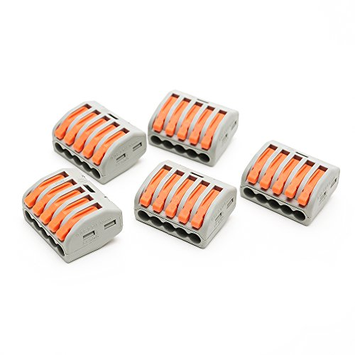 Suyep PCT-215/222-415 - Conector compacto para empalme (400 V, 28-12 AWG)