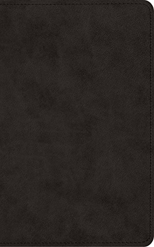 ESV Vest Pocket New Testament with Psalms and Proverbs (TruTone, Black)