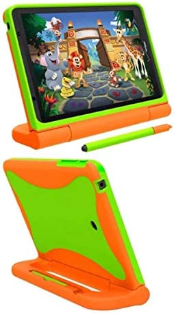 Verizon Rugged Case for Ellipsis 8 Tablet Ellipsis Kids Tablet Shockproof Light Weight Kickstand product image