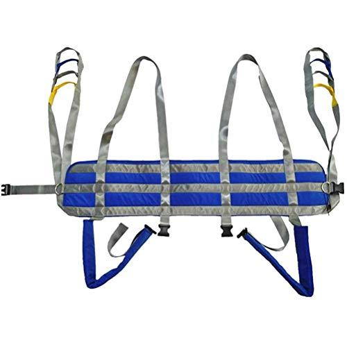 Z-SEAT Hebebänder für Patienten, Gurt mit Patientenunterstützung, Sicherheitsgangunterstützungsgerät zum Heben, Rehabilitationsgangtrainingsgerät für behinderte ältere Bett