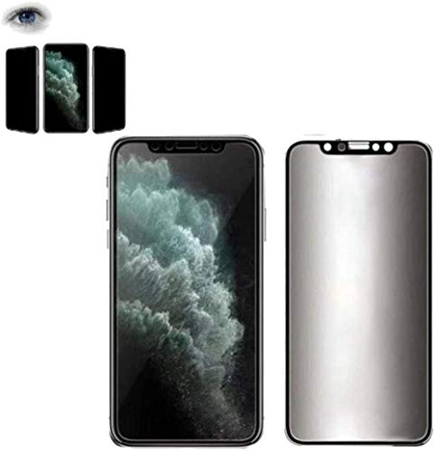 Privacy Full Covered Soft Screen Protector Film 2pcs For iPhone12 mini 11 Pro Max XS XR X SE 7 8(for 11/XR) Ceramic Privacy Soft Film. -Suitable_for_iphone_12mini