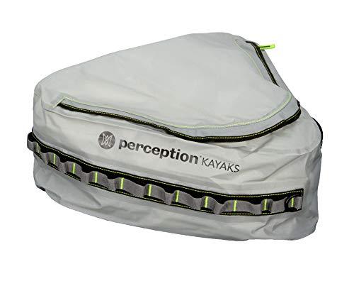 Perception Kayaks Splash Bow Bag - for Kayak Storage, Grey
