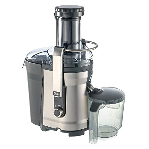 Oster Easy-to-Clean Professional Juicer, Stainless Steel Juice Extractor, Auto-Clean Technology, XL Capacity
