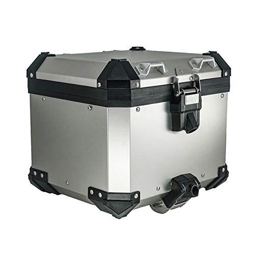 Panniers laterales Caja superior para R1200GS R1250GSADAVENTURE ADV LC 2014-2021 Sillín de cola Caja de estuche trasera Bolsa de equipaje Bolsa de equipaje Tronco caja de la motocicleta de la motocicl
