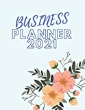 Business Planner 2021 for Direct Sales: Monthly Weekly Daily Goals Organiser to Work Online from Home | To Do List | Network Marketing MLM Copywriting | Great Gift for Businessman Boss, Manager