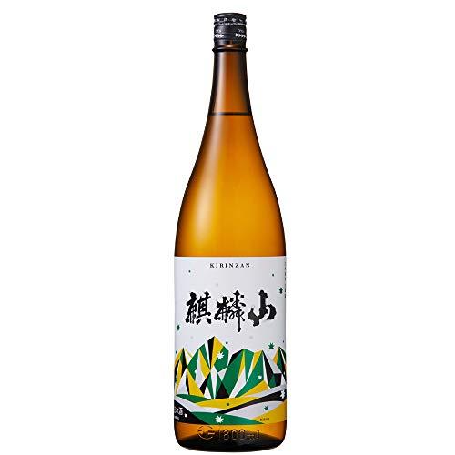 麒麟山酒造『伝統辛口』